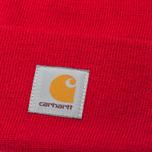 Carhartt WIP Acrylic Watch Hat Rosehip photo- 1