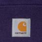 Шапка Carhartt WIP Acrylic Watch Royal Violet фото - 1