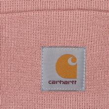 Шапка Carhartt WIP Acrylic Watch Soft Rose фото- 1