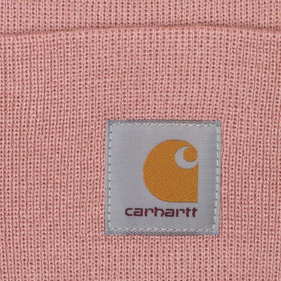 Шапка Carhartt WIP Acrylic Watch Soft Rose