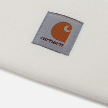 Шапка Carhartt WIP Acrylic Watch White фото- 2