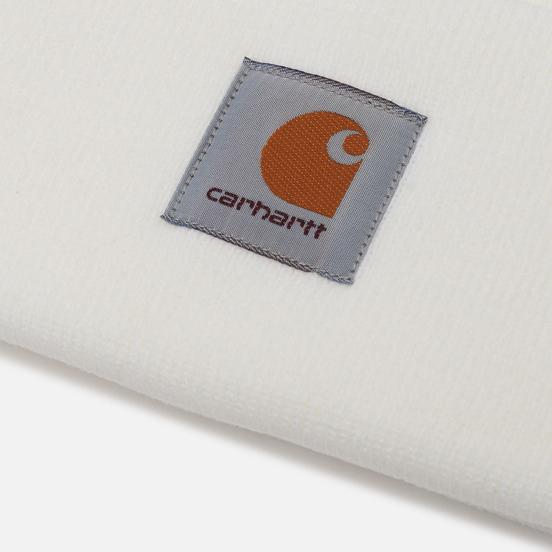 Шапка Carhartt WIP Acrylic Watch White