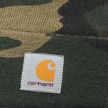 Шапка Carhartt WIP Beanie Camo Laurel фото- 1