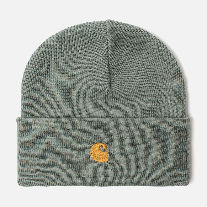 Шапка Carhartt WIP Chase Cloudy/Gold