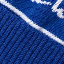 Шапка Champion Reverse Weave Big Logo Pon Pon Clematis Blue фото- 1