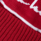 Шапка Champion Reverse Weave Big Logo Pon Pon Dark Red фото - 1