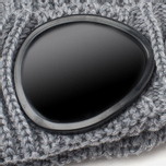 Детская шапка C.P. Company U16 Iconic Goggle Grey фото- 1