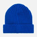 Детская шапка C.P. Company U16 Iconic Goggle Blue фото- 2