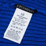 Детская шапка C.P. Company U16 Iconic Goggle Blue фото- 3