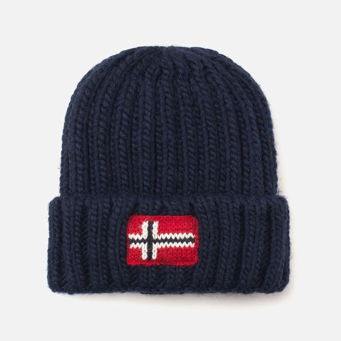 Детская шапка Napapijri K Semiury Blue Marine