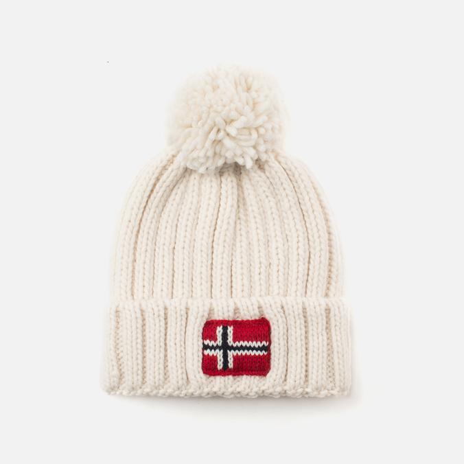Детская шапка Napapijri K Semiury White