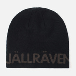 Шапка Fjallraven Are Black фото- 0