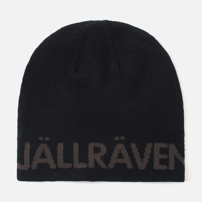 Шапка Fjallraven Are Black
