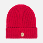 Fjallraven Byron Hat Red photo- 0