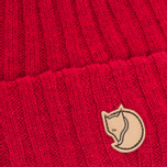 Fjallraven Byron Hat Red photo- 1