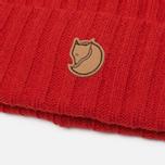 Шапка Fjallraven Byron Wool Red фото- 1
