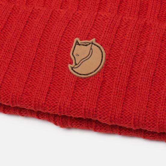 Шапка Fjallraven Byron Wool Red
