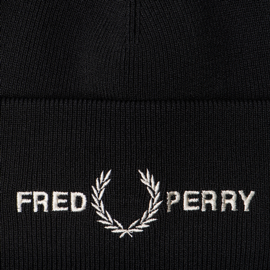 Шапка Fred Perry Graphic Black