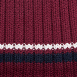 Шапка Fred Perry Ribbed Beanie Rosewood фото- 2