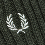 Шапка Fred Perry Ribbed Beanie Wren фото- 1