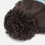 Fred Perry Sky Beanie Сhocolate photo- 2