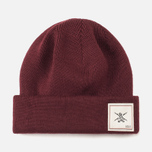 GJO.E 9H12 Hat Burgundy photo- 0