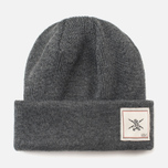 GJO.E 9H12 Hat Grey Melange photo- 0