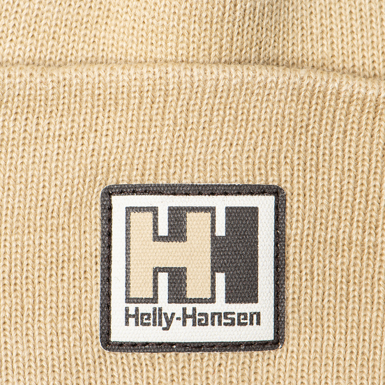 Шапка Helly Hansen HH Knitted Beanie Heritage Khaki