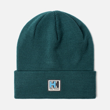 Шапка Helly Hansen HH Knitted Beanie Heritage Teal фото- 0