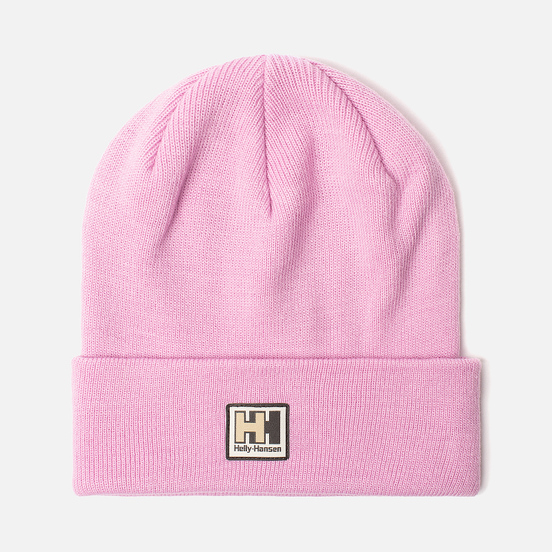 Шапка Helly Hansen HH Knitted Beanie Pink