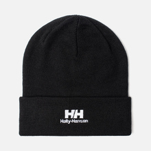Шапка Helly Hansen Yu Beanie Black фото- 0
