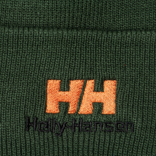 Шапка Helly Hansen Yu Beanie Mountain Green фото- 1