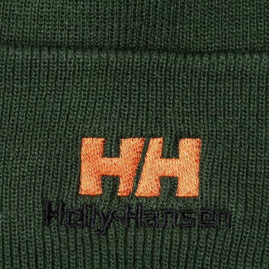 Шапка Helly Hansen Yu Beanie Mountain Green