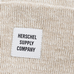 Шапка Herschel Supply Co. Abbott Heathered Oatmeal фото- 2