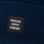 Шапка Herschel Supply Co. Abbott Navy фото- 2