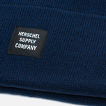 Шапка Herschel Supply Co. Abbott Navy фото- 1