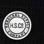 Шапка Herschel Supply Co. Aloft Black фото- 2