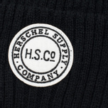 Шапка Herschel Supply Co. Sepp Black фото- 1