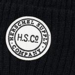 Шапка Herschel Supply Co. Sepp Black фото- 1
