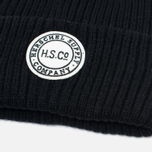 Шапка Herschel Supply Co. Sepp Black фото- 2