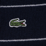 Шапка Lacoste Live Wool And Alpha Costanes Eclipse Blue/Cliff фото- 1
