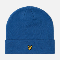 Шапка Lyle & Scott Beanie Duke Blue