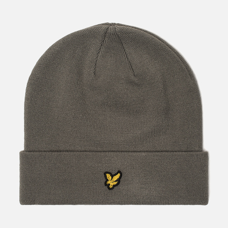 Шапка Lyle & Scott Beanie Urban Grey