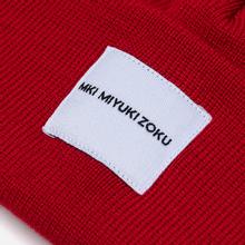 Шапка MKI Miyuki-Zoku Merino Short Body Red фото- 1