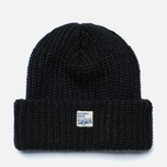 Шапка Mt. Rainier Design MR61340 Knit Black фото- 0