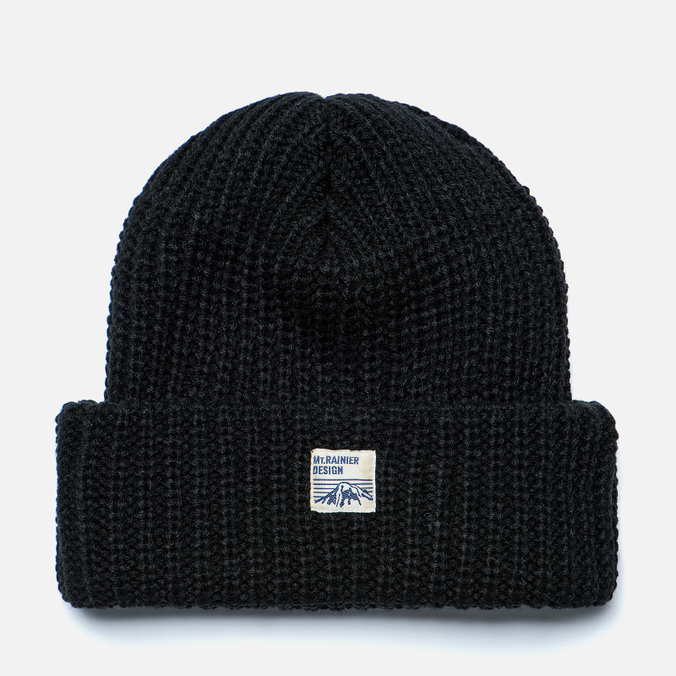 Шапка Mt. Rainier Design MR61340 Knit Black