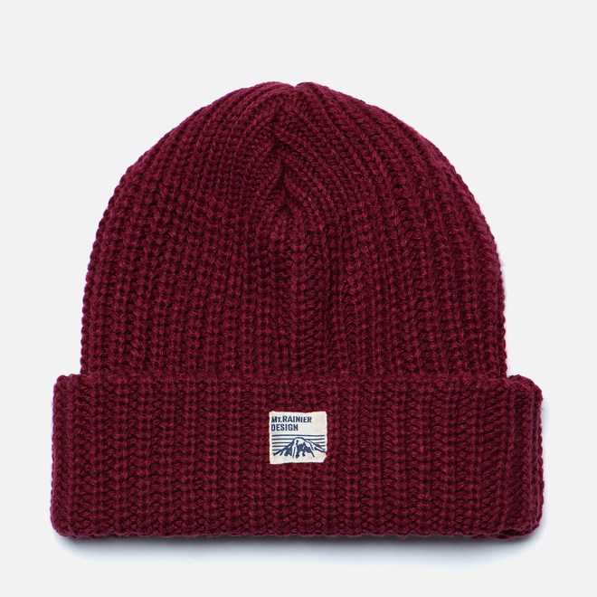 Шапка Mt. Rainier Design MR61340 Knit Burgundy