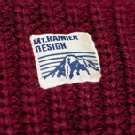 Шапка Mt. Rainier Design MR61340 Knit Burgundy фото- 1
