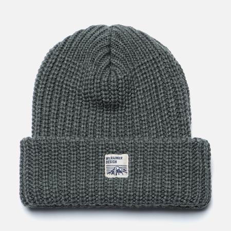 Шапка Mt. Rainier Design MR61340 Knit Grey