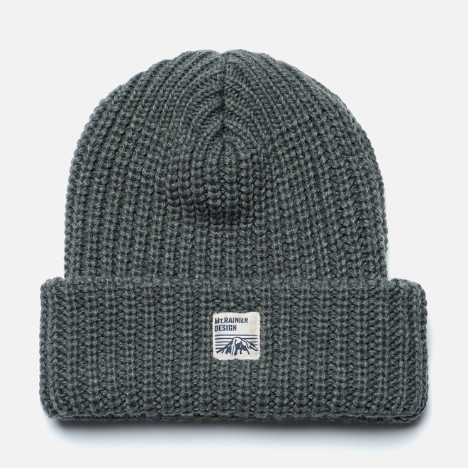 Шапка Mt. Rainier Design MR61340 Knit Grey